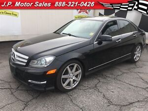 2013 Mercedes-Benz C-Class C350, Automatic, Navigation, Leather,