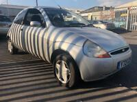 Ford Ka Silver 1.3 Petrol Bargain Quick Sale Low Mileage Clean Alloys