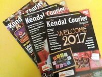 Well Established Successful and Profitable Local Magazine Business For Sale (can be run from home).