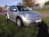 Volkswagen Beetle 1.6 Hatchback 3dr - MOT September 2017, Selling cheap to clear out!