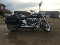 2013 Harley Davidson Heritage Softail Firefighter Edition