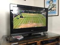 "Stunning Sony Bravia 37"" 720p LCD TV."
