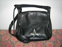 Radley black leather handbag – as good as new