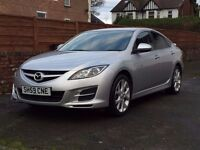 2009(59) MAZDA 6 2.0 PETROL-TAMURA ,MOT OCT.2017,ONE OWNER,FULL DEALERSHIP SERVICE HISTORY,HPI CLEAR