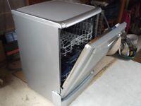 Indesit Dishwasher DFG15B1 Silver
