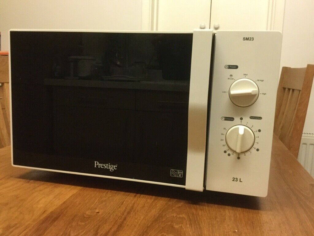 Prestige Microwave Sm23 Perfect Working Order In