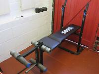 York 5509 weight bench