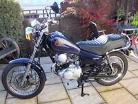 SR125 - FULL MOT - VERY LOW MILEAGE - STUNNING CONDITION