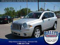 2008 Jeep Compass Sport/North AC ! Trade-in !