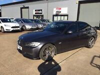 BMW 335d m sport (cosmetic damage)