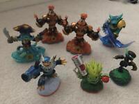 Skylander characters
