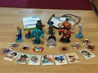 Disney Infinity Job Lot (Xbox 360)