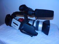 Canon XL1S digital Video Camera Camcorder & accessories Bundle