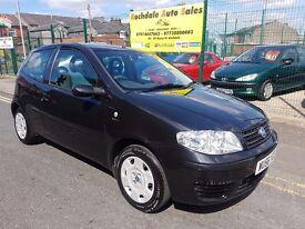 Fiat Punto 1.2 8v Active 3dr (12 Months MOT)