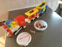 FisherPrice Circus Train