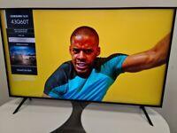 Samsung 43 Inch (2020) 4K Ultra HD HDR Smart QLED TV with Apple (Model QE43Q60T)!!!
