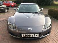 Mazda RX8 231, 15,000 miles from new, FMSH, service and vosa checkable history