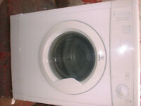 7kg Indesit vented tumble dryer