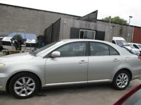TOYOTA AVENSIS 1.8 VVT-i T3-S 5dr (silver) 2004