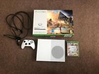 Xbox one S- white, 500GB, boxed