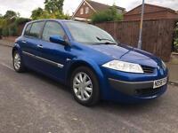2007 56 Renault meganne 1.5dci diesel , £30 per year tax.bargain !!!!