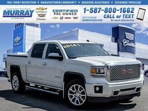 2014 GMC Sierra 1500 **Sunroof!  Navigation!**