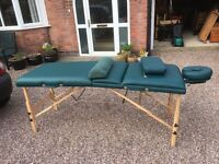 Darley Folding Massage Couch