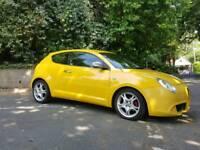 Alfa Romeo mito veloce jtdm 90 1.3 diesel new mot no advisories fsh