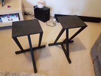 High quality speaker stands