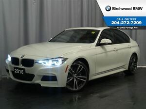 2016 BMW 3 Series 340i xDrive M-Sport M Performance Premium Pack