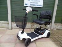 Rascal Ultra Lite 480 4mph Carboot Scooter