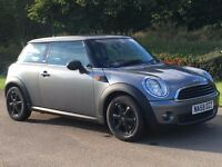 2009 MINI - ONE 1.4 (LIMITED GRAPHITE EDITION) FULL SERVICE HISTORY