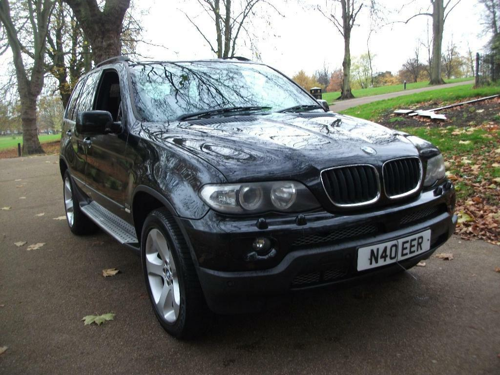 bmw x5 sport 3 0 d sport 5dr finance availble leather sat nav heated seats cruse s 2007. Black Bedroom Furniture Sets. Home Design Ideas
