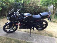 2013 Lexmoto xtrs 125cc
