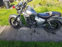 Good condition, reliable motorbike for sale