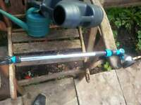 adjustable spray lance