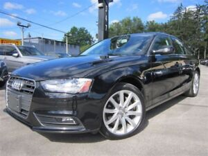 2014 Audi A4 2.0T ~ 62KM ~ AUTOMATIC ~ SUNROOF ~ LOW KMS !!!!