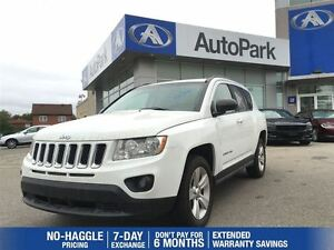 2013 Jeep Compass North/CRUISE/KEYLESS