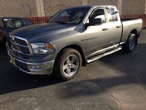 2011 Dodge Ram 1500 Big Horn, Quad Cab, Automatic, 4x4