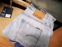 G star jeans size 34 waist 30 leg length