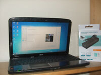 Acer 15.6 Widescreen Laptop (wi fi and internet ready)