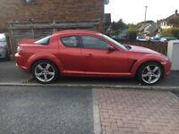 Mazda RX8 2002 £1500 ONO