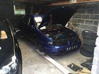 Breaking seat Leon 20v turbo AUQ engine code 180bhp GTi golf Ibiza octavia a3 Volkswagen Audi
