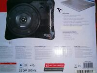 ION Contour LP. Vinyl -MP3 Conversion turntable.