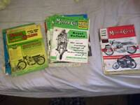 Motor cycle magazines
