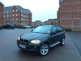BMW X5 3.0D AUTO IDRIVE SATNAV (not520d 525d 530d 535d 320d 325d 330d 335d)