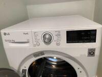 LG 8 KG heat pump Dryer