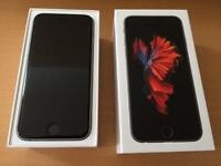 Iphone 6s 16gb unlocked mint condition with warranty until may and proof of purchase