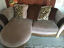 2 seater sofa but can fit 3