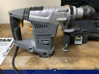 Titan 1500w SDS Hammer Drill in Case